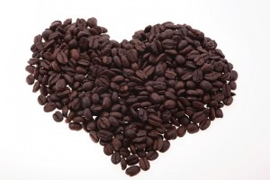 corazon de cafe